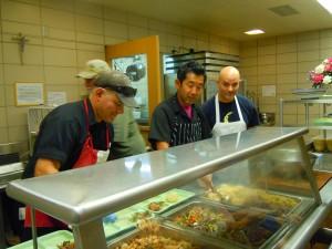 3 excellent chefs