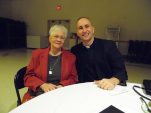 Fr John and Principal